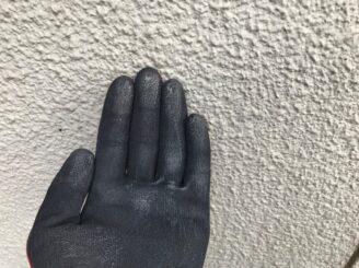 土岐市で外壁塗装塗り替え前 壁 チョーキング