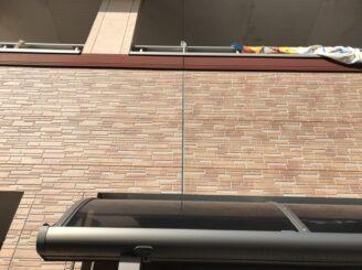 瑞浪で外壁塗装 シリコン塗料で塗り替え 目地亀裂 隙間 目地剥離