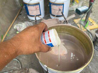 可児市 屋根カバー工法  ガルバ 外壁塗装 防カビ材 塗り替え コケ 菌 除去 発生おさえる