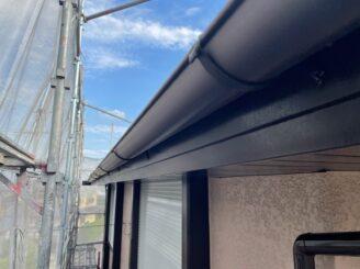 可児市 屋根カバー工法  ガルバ 外壁塗装 防カビ材 塗り替え コケ 菌 除去 発生おさえる 雨樋塗り替え