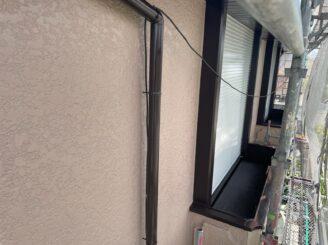 可児市で屋根はガルバカバー工法 外壁は塗り替え 外壁塗り替え完成