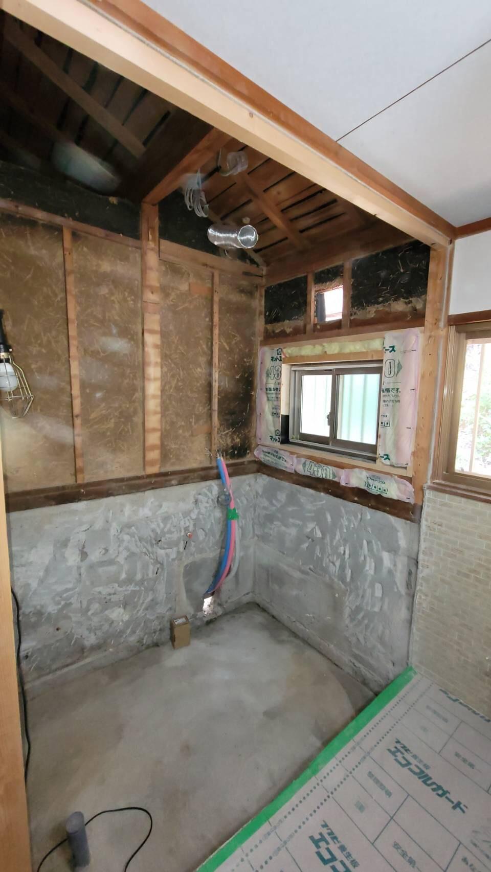 多治見市土岐市 浴室リフォーム 水回りリフォーム