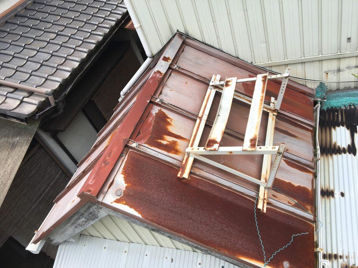 瑞浪市 屋根塗装 トタンの塗装