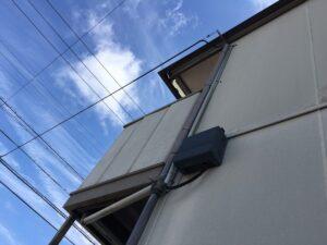 中津川市中津川でアパートの見積もり依頼です。早速下見にお伺いします。