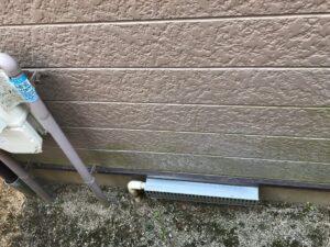 瑞浪市釜戸町で、外壁塗装の見積依頼があり、現場調査に来ました。