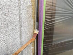 恵那市大井町で密着の良い最高級の塗料で下塗り塗装を行います