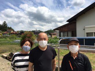 恵那市岩村町でサンルームを設置しました。