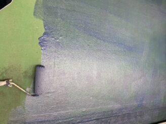多治見市で屋根外壁塗装 屋根フッ素塗装 外壁シリコン塗装 ベランダ防水