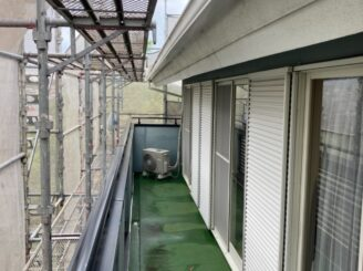多治見市で屋根外壁塗装 屋根フッ素塗装 外壁シリコン塗装 洗浄