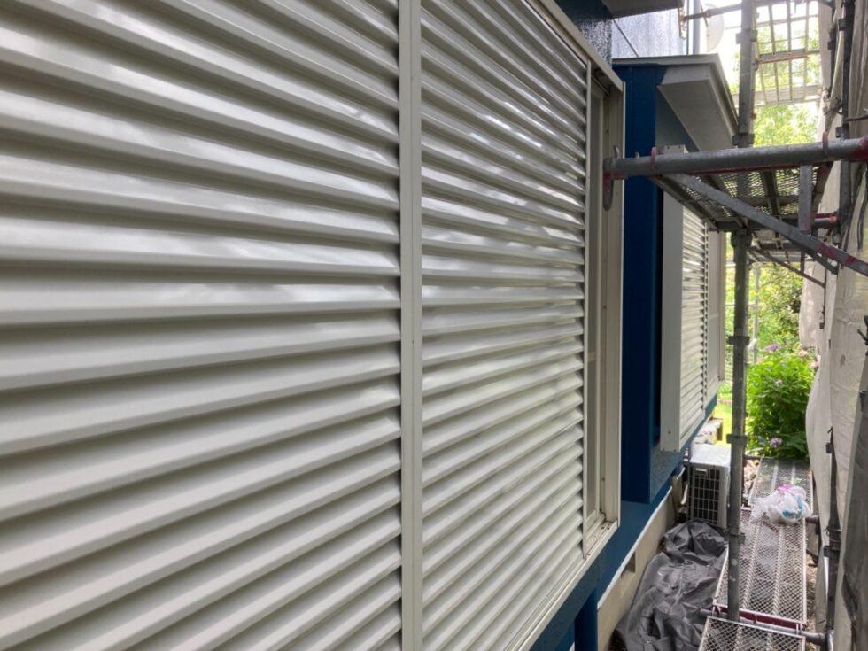 多治見市 瑞浪市で屋根外壁塗り替え塗装 屋根フッ素 外壁シリコン 雨戸塗り替え