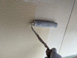多治見市 瑞浪市で外壁一部塗装 お風呂交換工事 外壁塗り替え塗装 下塗り