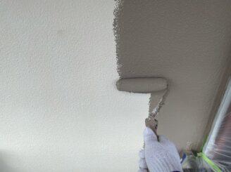 多治見市 瑞浪市で外壁一部塗装 お風呂交換工事 外壁塗り替え塗装 中塗り