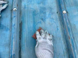 多治見市 瑞浪市で外壁一部塗装 お風呂交換工事 屋根塗り替え ケレン