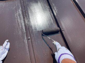 多治見市 瑞浪市で外壁一部塗装 お風呂交換工事 屋根塗り替え 上塗り塗装