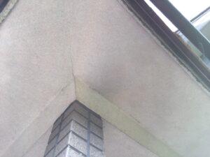 瑞浪市、玄関天井の汚れ
