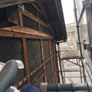 多治見市 トタンの張り替え 外壁の張り替え