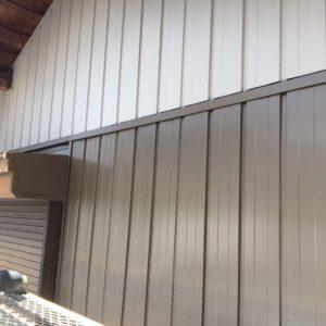 多治見市土岐市 トタンの張り替え 板金工事