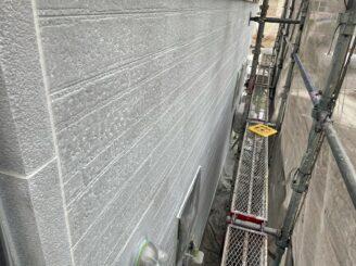 土岐市 瑞浪市 屋根外壁塗り替え塗装工事 外壁下塗り塗装 エピテックフィラーAE