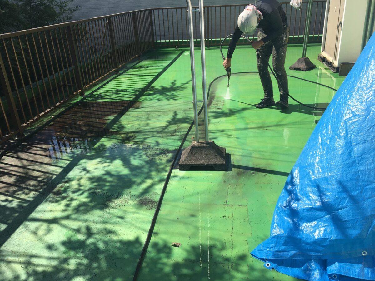 多治見市 防水工事 屋上の防水
